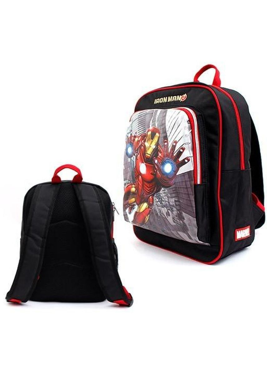 Black color Bags . Winghouse - Ironman Action Backpack -