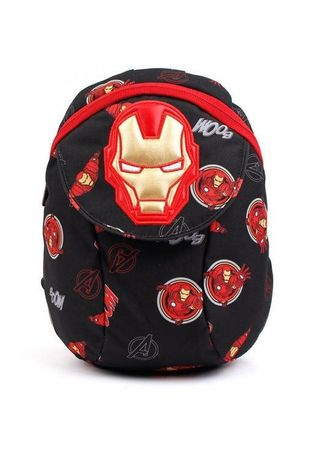 Black color Bags . Winghouse - Ironman Layer Backpack -