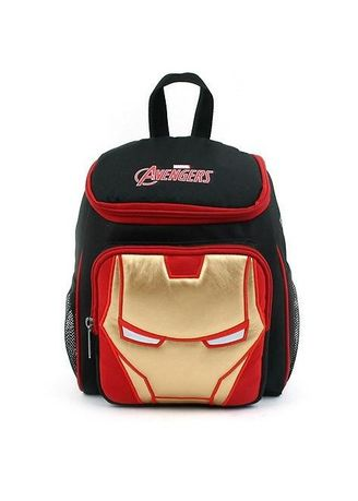 Black color Bags . Winghouse - Ironman Point Backpack -