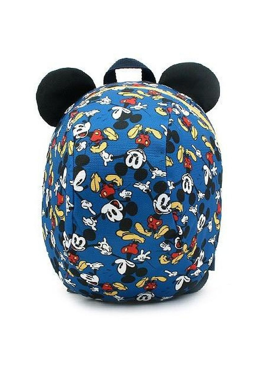 Navy color Bags . Winghouse - Mickey Mouse Dome Backpack -