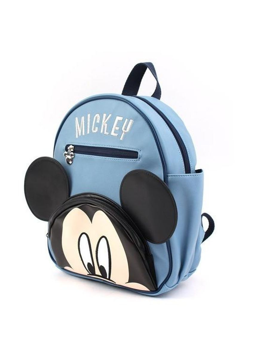 Blue color Bags . Winghouse - Mickey Mouse Face Rucksack -