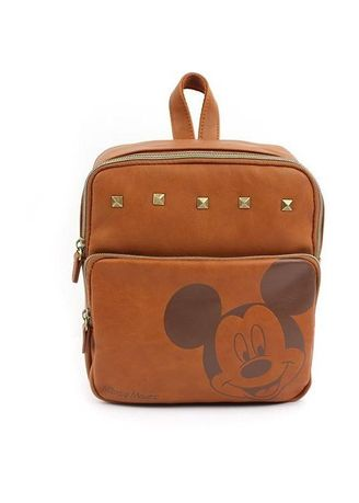 Brown color Bags . Winghouse - Mickey Mouse Joy Backpack -