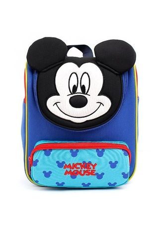 Navy color Bags . Winghouse - Mickey Mouse Joyful Backpack -