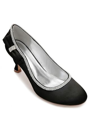 Womens Wedding Shoes Comfort Basic Pump Ankle Strap Spring Summer