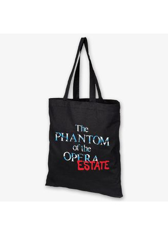 Black color Hand Bags . The Phantom of The Opera Estate - Sin City Tote Bag -