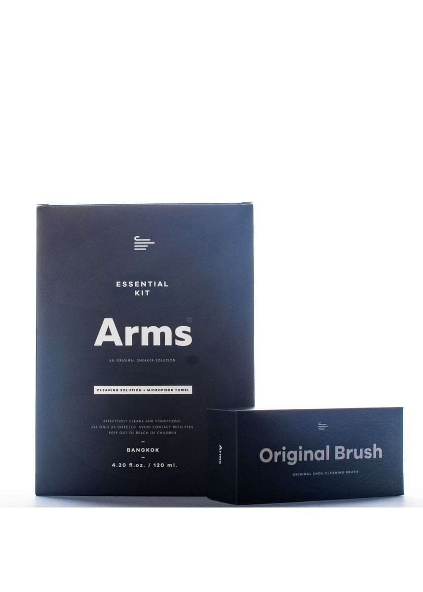 No Color color Polishes & Cleaners . ARMS Signature Cleaning Kit (Premium Brush) -