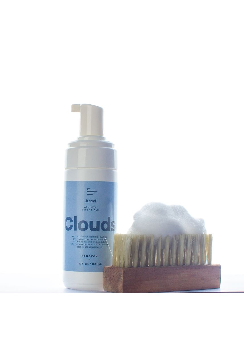 No Color color Polishes & Cleaners . ARMS Clouds Athlete Clean (Without Brush) -