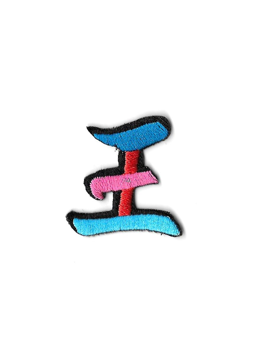 Multi color Other . Wang Sticker Patch -