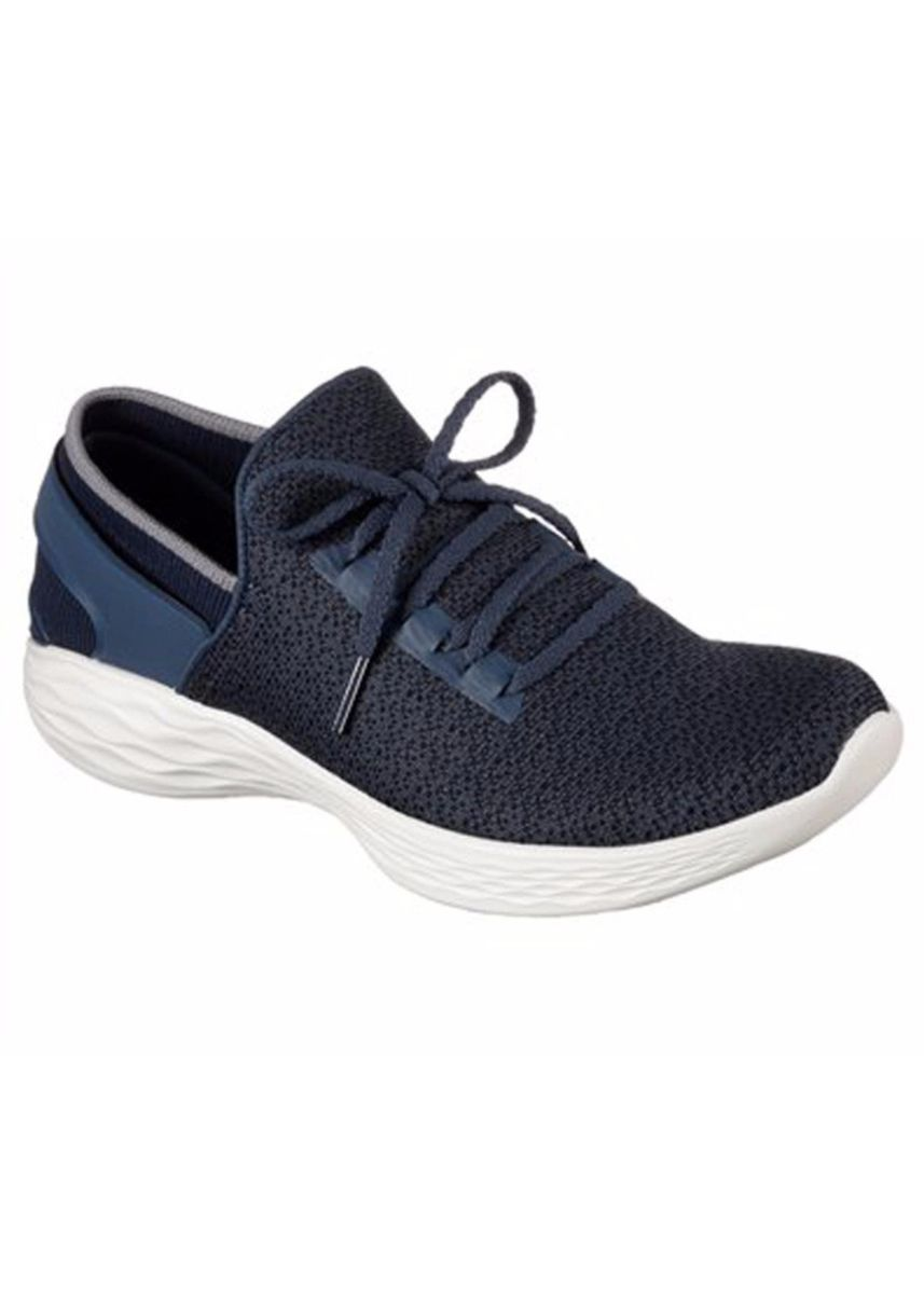Navy color Casual Shoes . SKECHERS YOU-INSPIRE 14950/NVY -