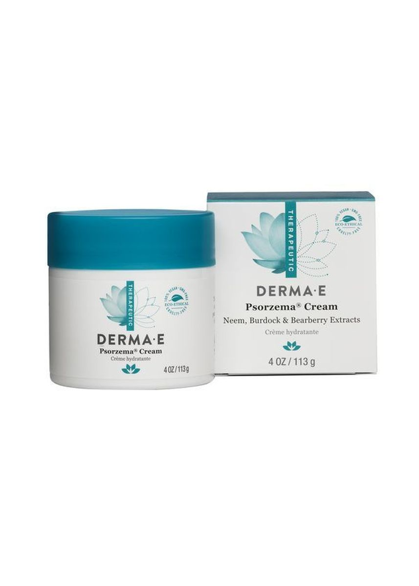 No Color color Others . Derma E Psorzema Cream - 113g -