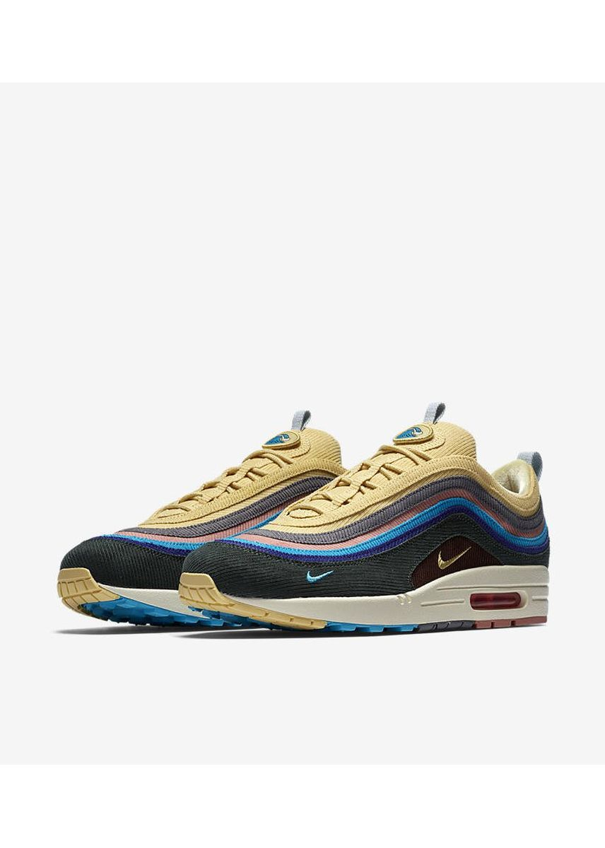 Multi color Sports Shoes . Nike Sean Wotherspoon Air Max 1/97 -