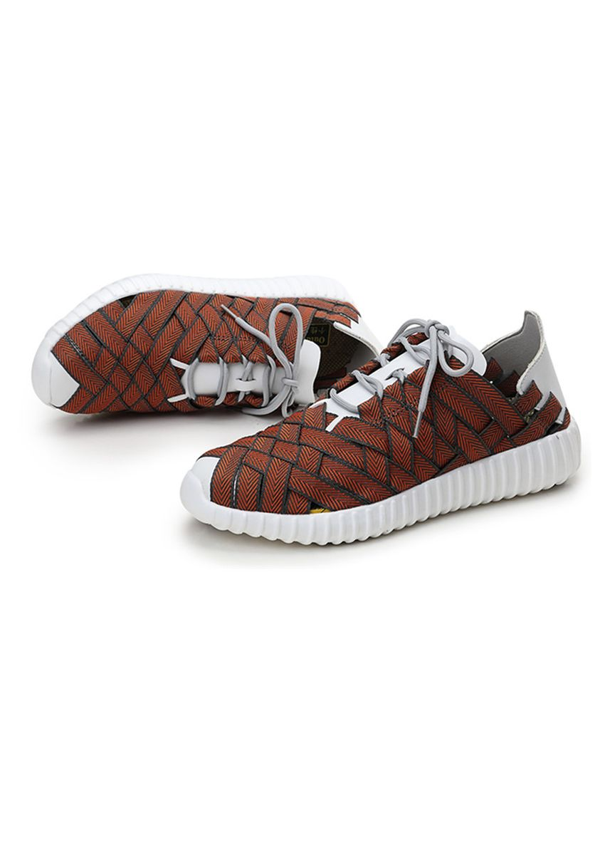 Red color Casual Shoes . Women's Summer Stylish Shoes -