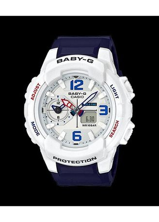 Navy color Analog . Jam Tangan Wanit Sporty Casio Baby-G Original BGA-230SC-7 Original -
