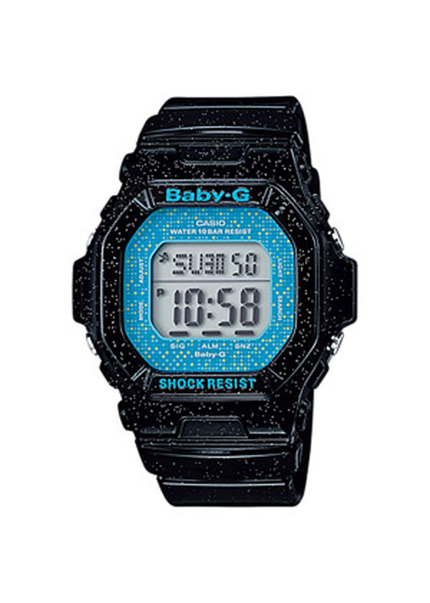 Black color Analog . Jam Tangan Casio Baby-G Original Wanita Sports Bg-5600gl-1 -