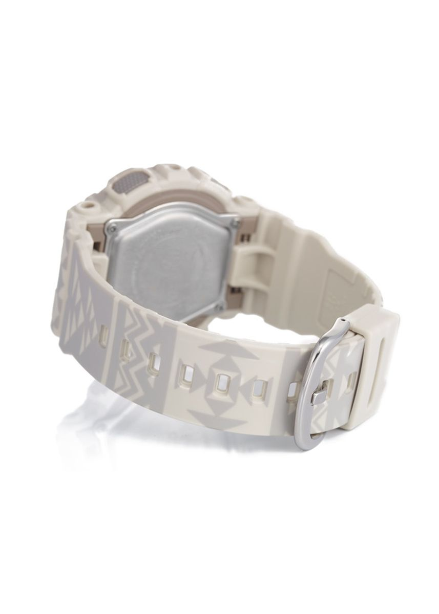 Grey color Analog . Jam Tangan Wanita Sports Casio Baby-G Original BA-110TP-8A -