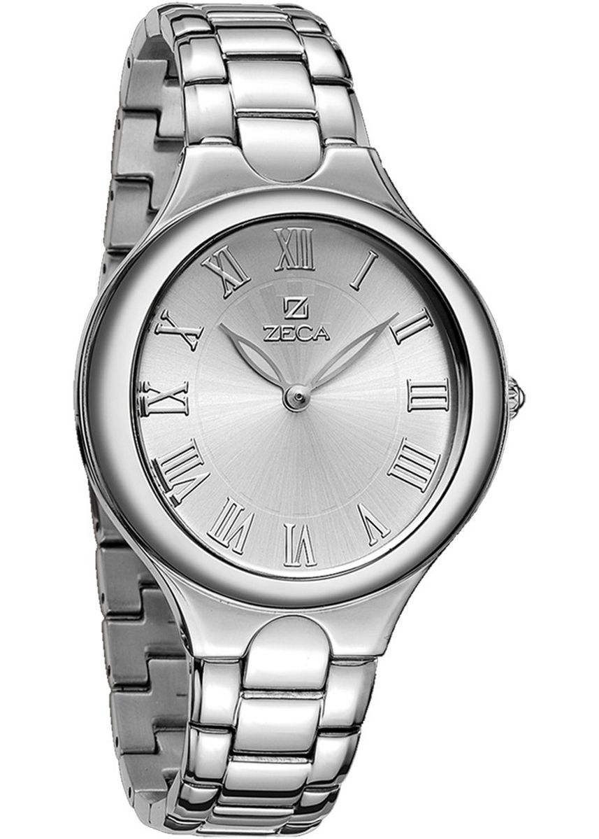 Silver color Analog . Zeca Milan Edition Female Analogue- 151L.S.P.S1 -