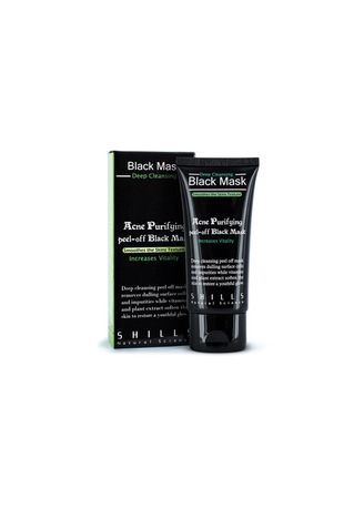 No Color color Masks . Black Mask Shills Masker Komedo dan Kuas -