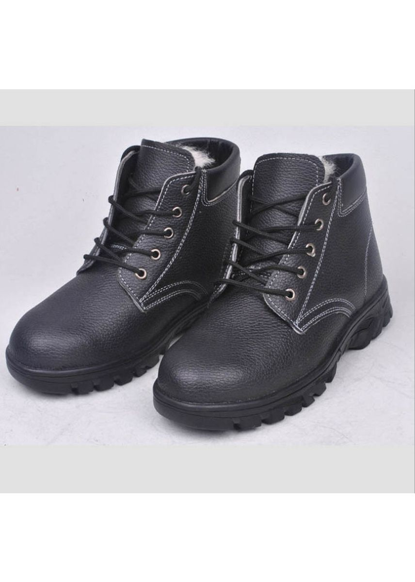 Black color Sports Shoes . 2018 new Men's and women's work safety shoes -