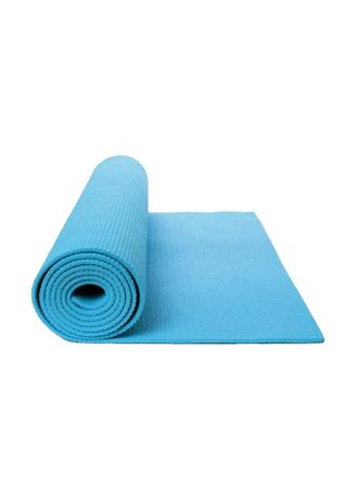 No Color color Yoga & Pilates . Yogamatt Biru Muda -