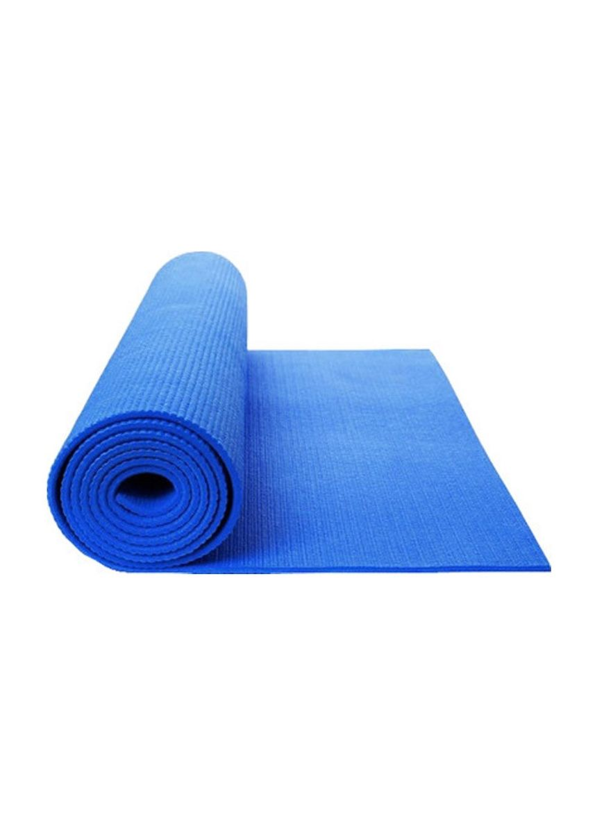 No Color color Yoga & Pilates . Yogamatt Biru Tua -