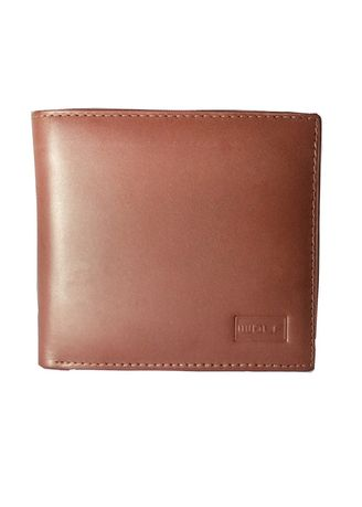 Brown color Wallets . Handcrafted Leather Bifold Fashion Wallet for Men -