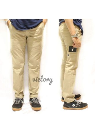 Vs Celana Chino Panjang Pria Celana Chino Pocket Pria Men S Casual Trousers And Chinos Zilingo Shopping Philippines