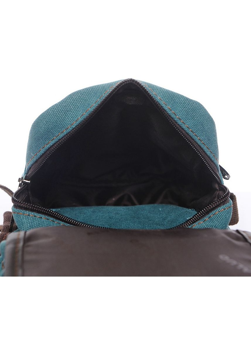 Light Blue color Messenger Bags . Casual  Sports Canvas  Chest Pack Crossbody Messenger Bags -