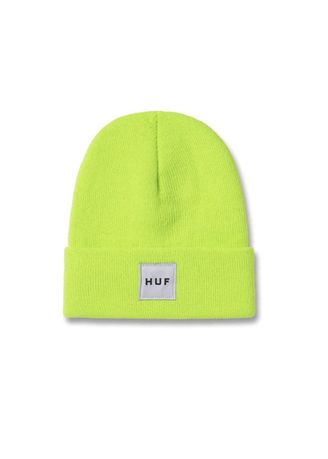 d4e39e936bdf Huf Box Logo Beanie Hat | Men's Hats and Caps | Zilingo Philippines