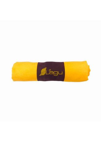 Yellow color Towels . Lagu Beach Blanket/Towel -