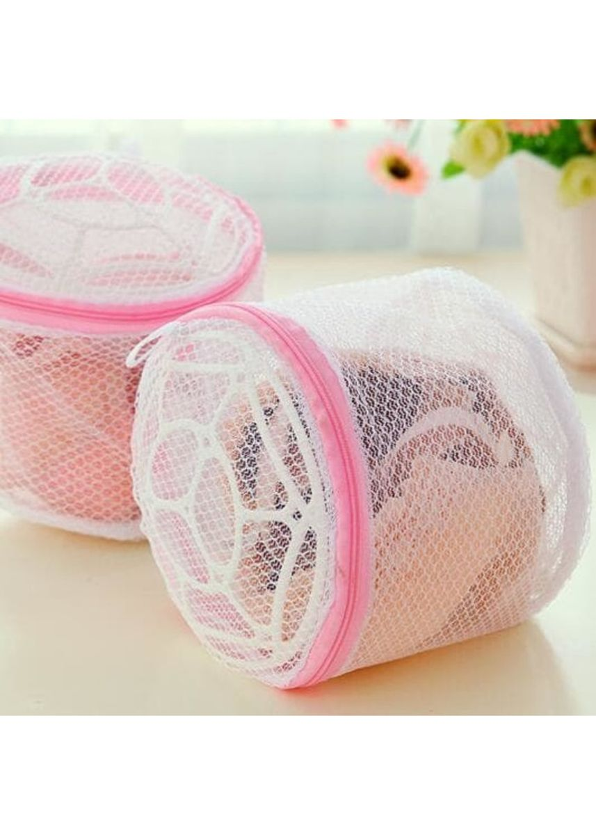 Pink color Bathroom . Laundry Bra isi 2pcs -