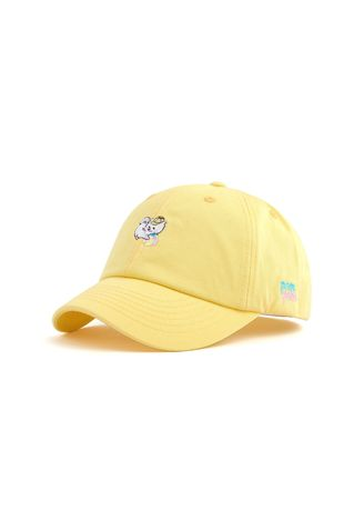 Yellow color Hats . PREMIER Flipper CC pom S-dadhat Cap หมวก yellow -