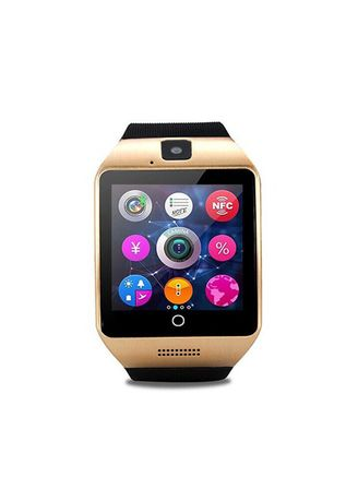 Digital . Q18 Smart Watch Mobile Phone Bluetooth Card Wearable Fashion Advanced -