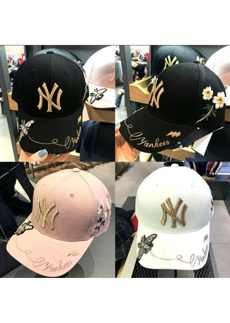หมวก NY Major League Baseball Cap Korean Authentic version จากชอปเกาหลี 6a0a061274