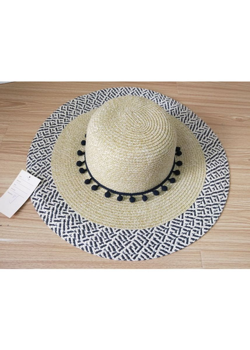 Multi color Hats . Women's Printed Floppy Hat -