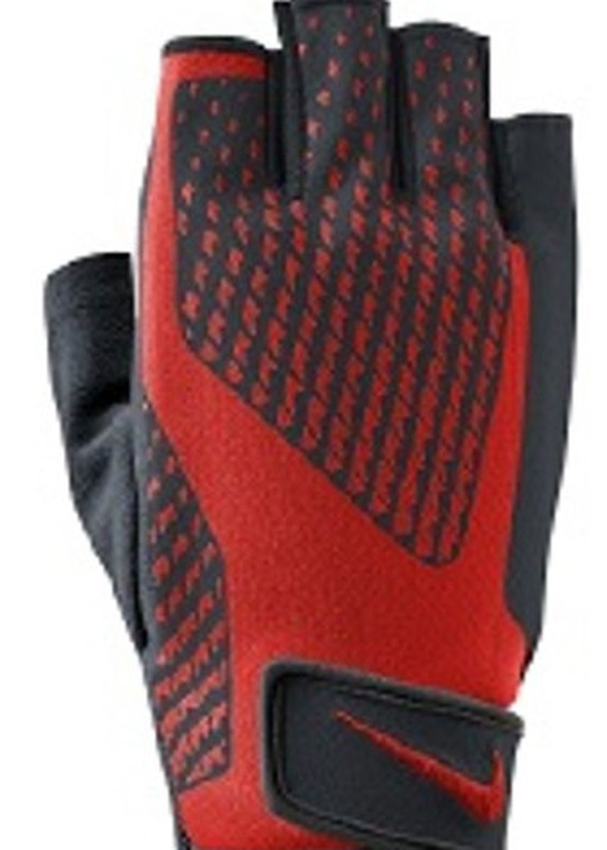 Red color  . Nike Men's Core Lock Training Gloves 2.0 -
