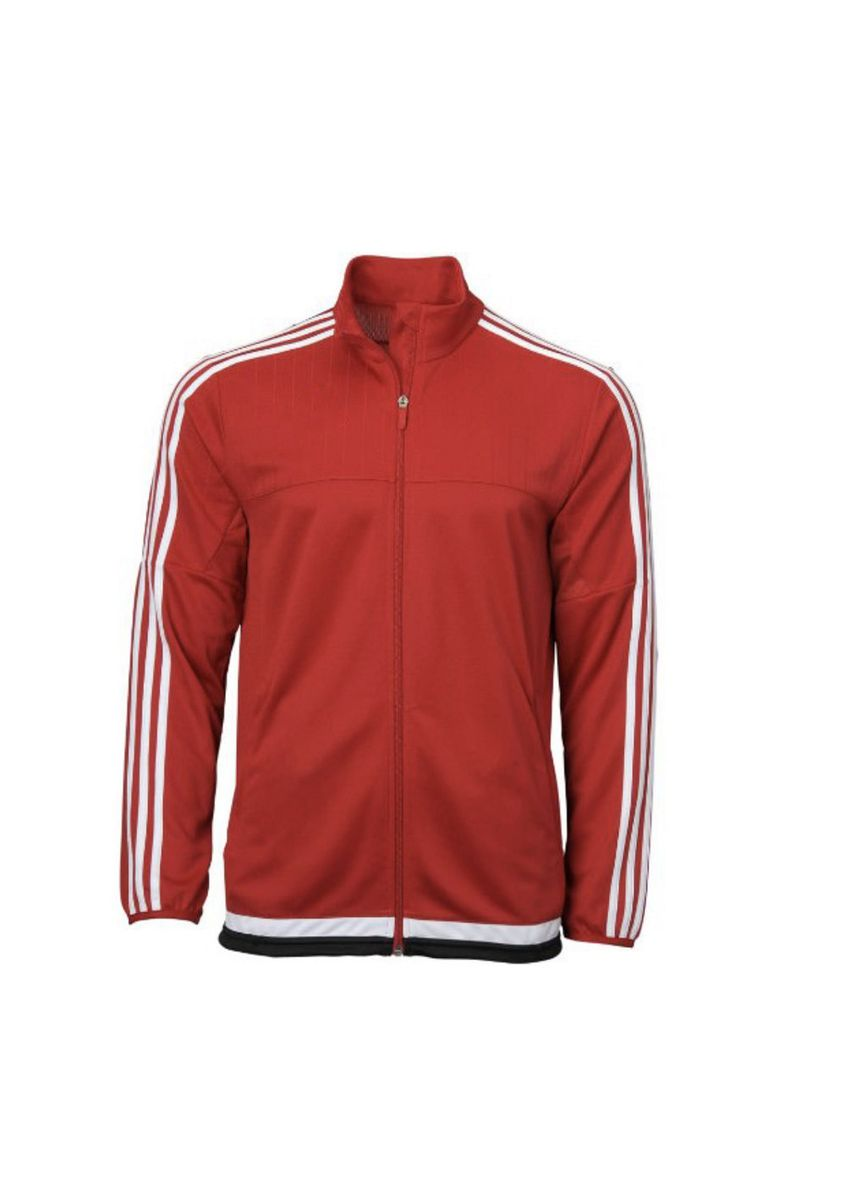 Red color Jackets . Men's Zip Up Training Jacket -