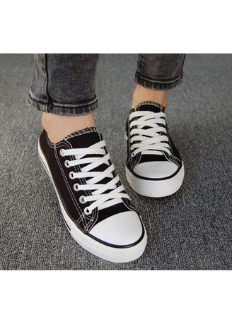 Casual Shoes . Q3328 Sneakers Canvas School Shoes -