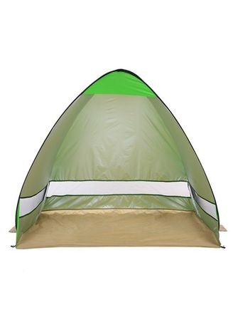 Instant Pop Up Portable Beach Tent Anti Uv Shelter Camping Camping Hiking Zilingo Shopping Thailand