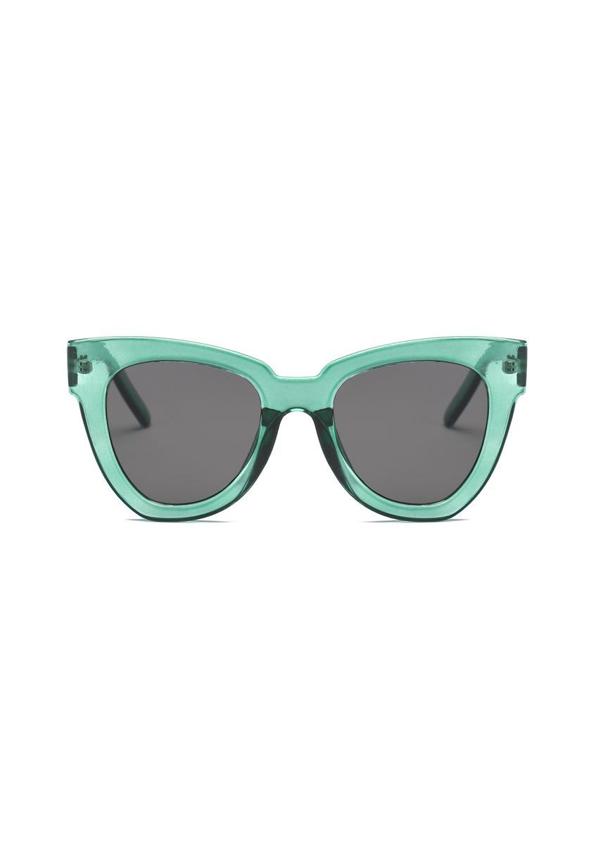 Blue color Sunglasses . Eye Sunglasses Women Popular Brand Designer -