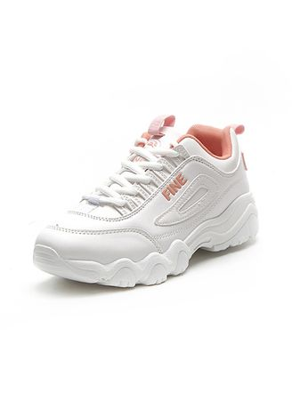531cb3efe Women Running Shoes Sneaker Casual Fila Style Breathable Casual