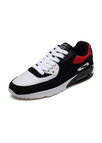 Black color Casual Shoes . Mens Air  Sport Running Sneakers  -