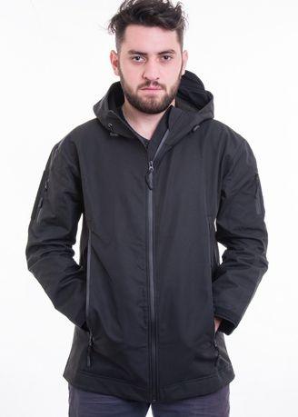 Hitam color Jaket & Coat . Jaket PUBG TAD NEW Black -