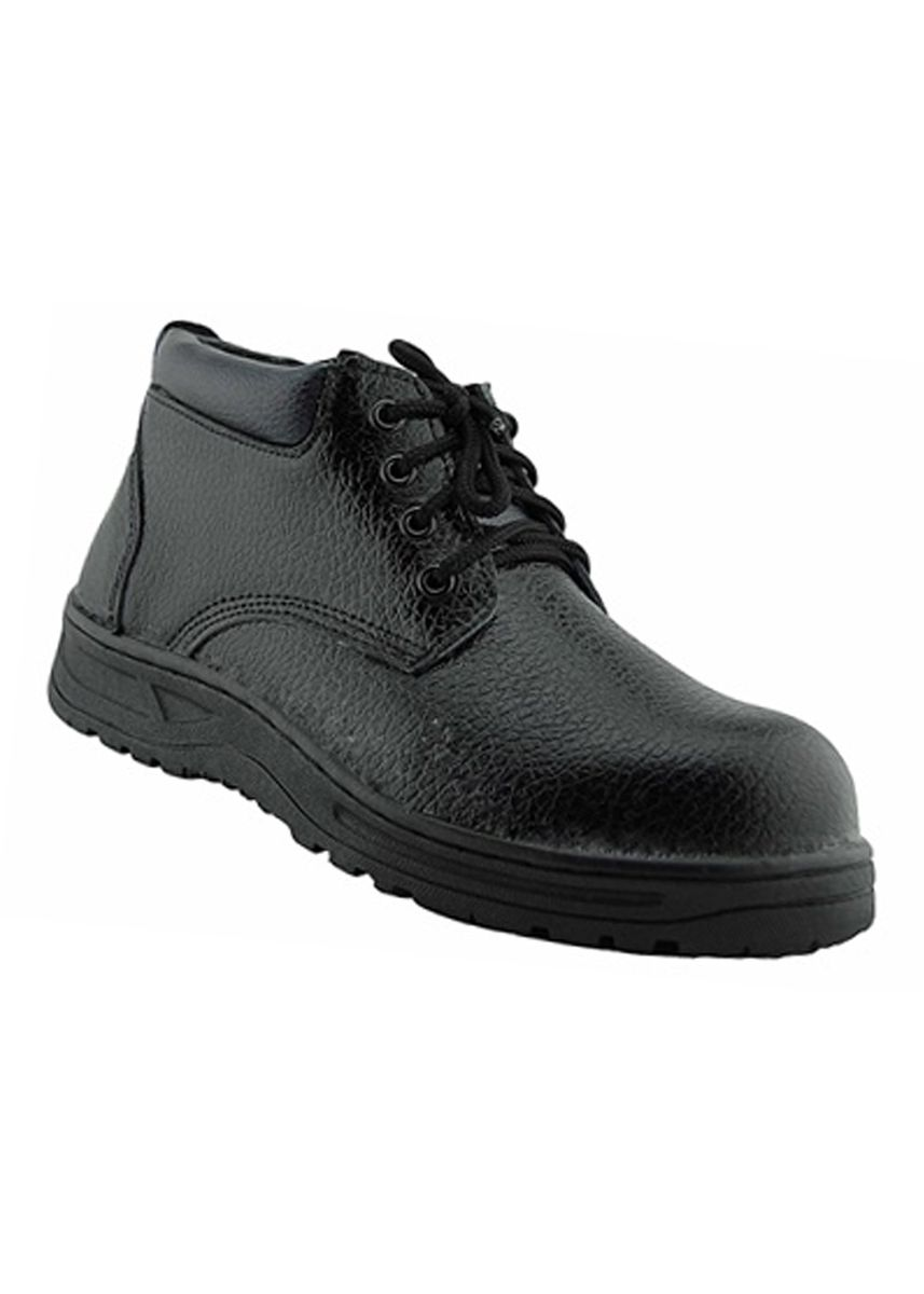 Black color Casual Shoes . รองเท้าเซฟตี้ -