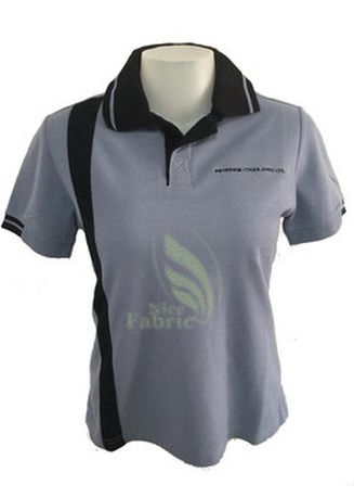 Grey color T-Shirts and Polos . เสื้อโปโลสีเทา -