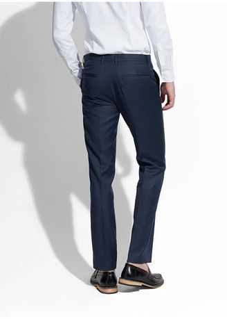 Formal Trousers . Western-style Repair the body Trousers -