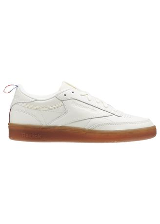 Casual Shoes . Reebok Club C 85 Women Leather Shoes -