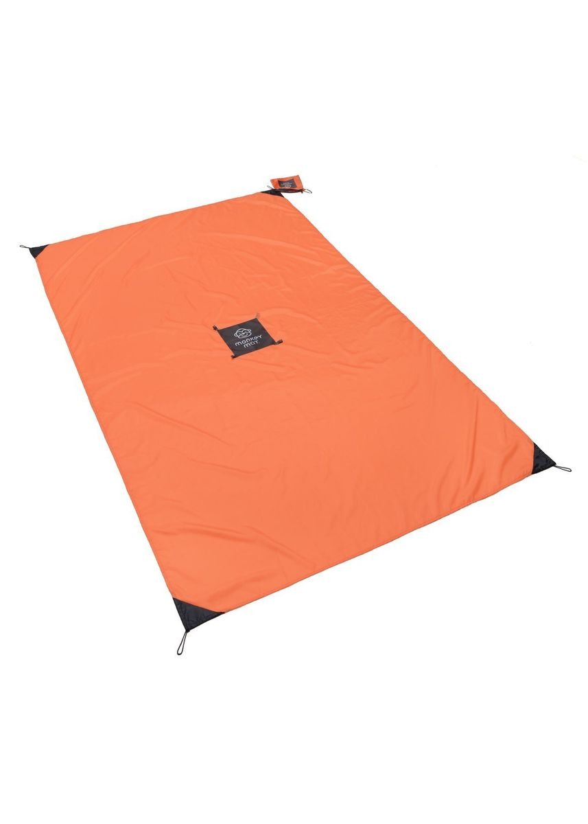 No Color color Camping & Hiking . Mega Monkey Mat® - Tangerine Tango -