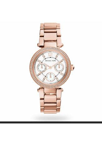 Pink color Chronographs . Michael Kors MK5616 Watch -