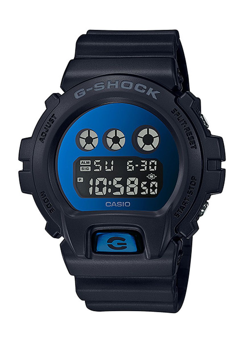 Black color Digital . Casio DW-6900MMA-2 Watch -