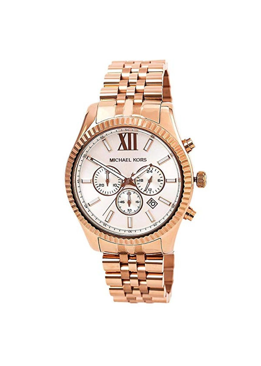 Pink color Chronographs . Michael Kors MK8313 Watch -